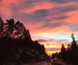 beautiful, Road Trip, and norway image
