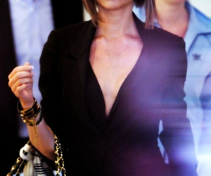 chanel and victoria beckham image