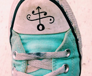 converse, mine, and witchcraft image