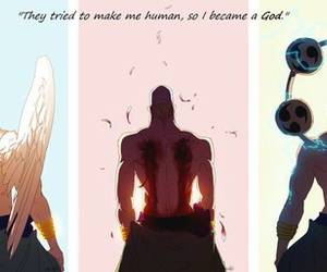 anime, one piece, and enel image