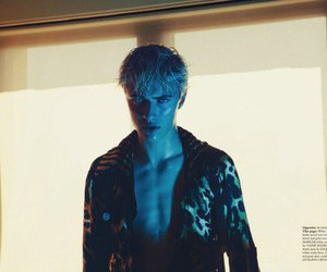 blue and lucky blue smith image