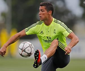 cristiano, Ronaldo, and halamadrid image