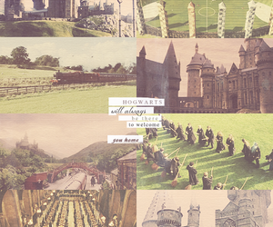 harry potter, hogwarts, and always image