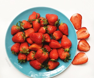 amazing, berries, and food image