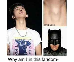 batman, bobby, and Ikon image