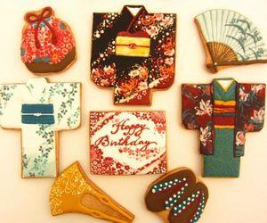 cookie, japan, and food image