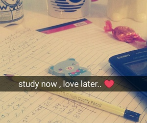 school, studying, and study image