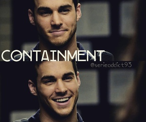 containment, instagram, and chris wood image