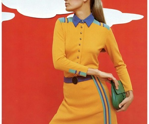 60s and fashion image
