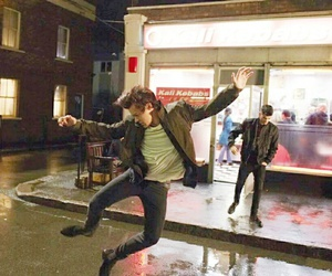 one direction, Harry Styles, and midnight memories image