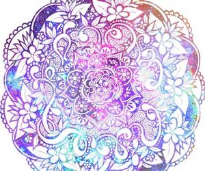 mandala, pattern, and art image