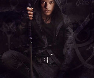 Jamie Campbell Bower, the mortal instruments, and jace image