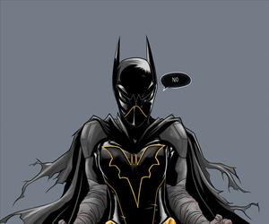 batgirl, dc comics, and cassandra cain image