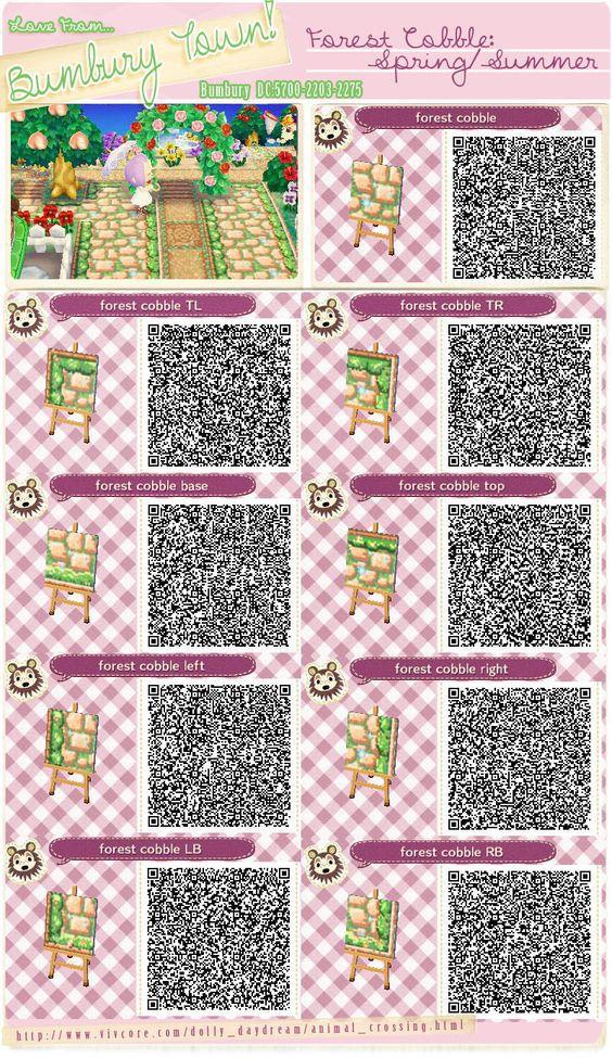 animal crossing leaf pattern code