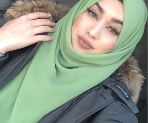 beauty, hijab, and Best image