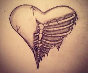 art, heart, and bones image