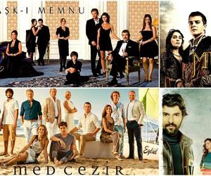 aski memnu, turkish series, and turkish celebrities image