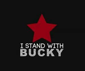 bucky, civil war, and sebastian stan image
