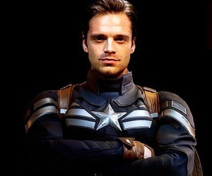 Marvel, captain america, and bucky barnes image