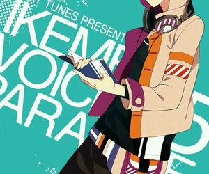 song, vocaloid, and anime+boy image