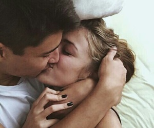 couples, cute, and love image