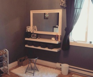 ideas, bedroom, and dressing table image