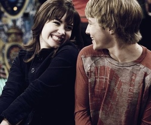 demi lovato, sonny with a chance, and sterling knight image