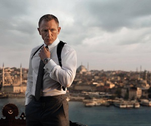 007, daniel craig, and jame bond image