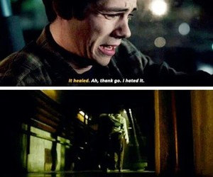 teen wolf, sciles, and scott mccall image