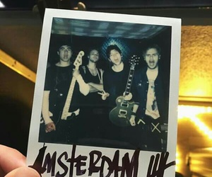 5sos, 5 seconds of summer, and amsterdam image