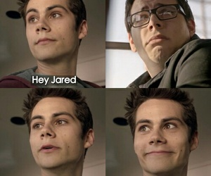 funny, dylan o brien, and Hot image