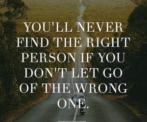quote, relashionship, and so right image