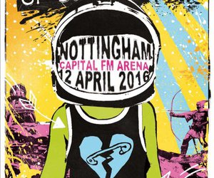 5 seconds of summer, 5sos, and nottingham image