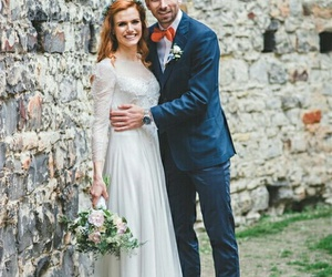 wedding, king and queen, and biathlon image