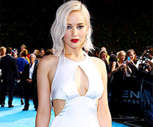 actress, gorgeous, and Jennifer Lawrence image