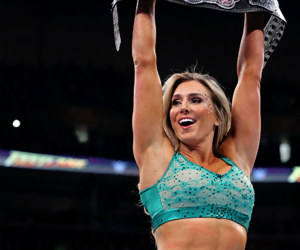 charlotte, wrestling, and wwe image