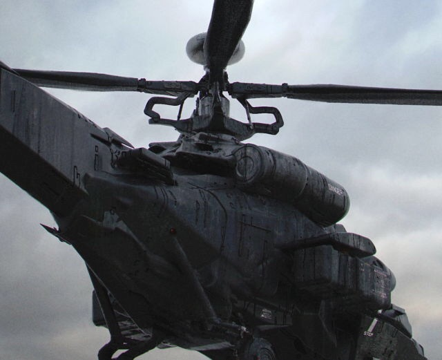 aesthetic and helicopter image