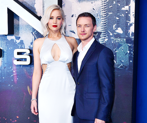 actors, event, and james mcavoy image