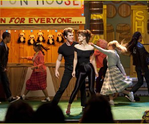 glee, grease, and glease image
