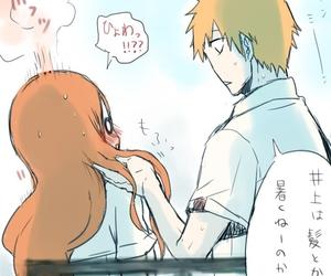 anime, drawing, and Ichigo image