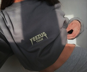 fashion, yeezus, and outfit image