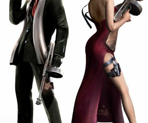 resident evil, ada, and re4 image