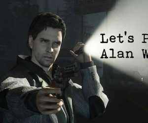 let's play and alan wake image