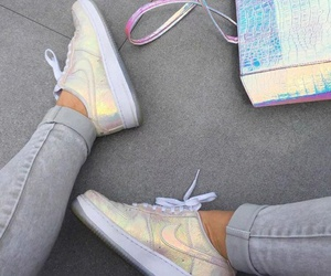 air force 1, nike, and shoes image