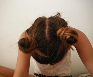 awesome, hair, and teen image