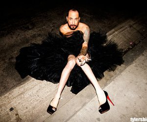 photography, tyler shields, and aj mclean image