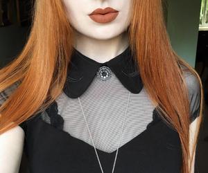 alternative, cosmetics, and fashion image