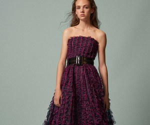 fashion, oscar de la renta, and resort 2017 image