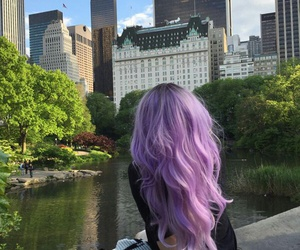 hair, aesthetic, and grunge image