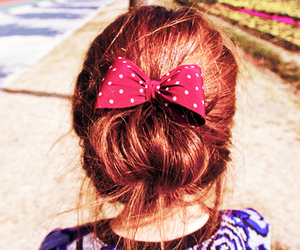 bow, girl, and cute image